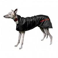 Back on Track Hundtäcke, special för Greyhound, svart