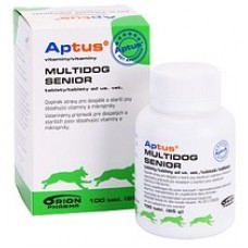 APTUS® MULTIDOG SENIOR tablett - Energitillskott & Vitaminer