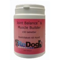 ReDog®  Joint Balance™ & Muscle Builder 150 tabletter - RESTNOTERAD