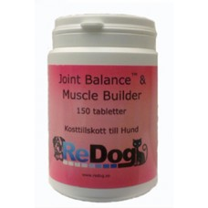 ReDog®  Joint Balance™ & Muscle Builder 150 tabletter