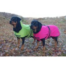 ReDog® Hundtäcke Rosa & Lime Softshell - 25% rabatt kampanj